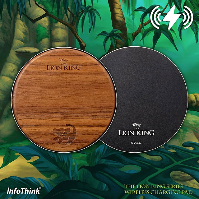infoThink The Lion King Series Wireless Charger Pad