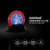 infoThink Cap Shield 3D Line Lamp