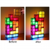 DIY USB Tetris Stackable LED Light