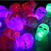 Halloween Skull Decor Light (16 LED lights)