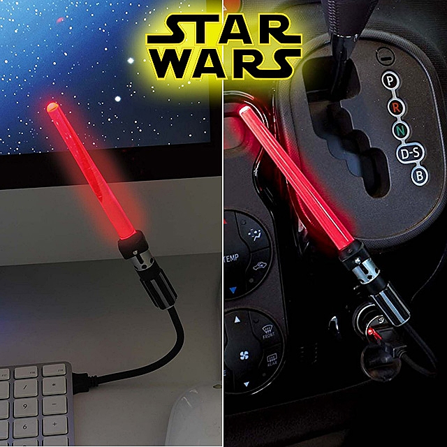 Star Wars Lightsaber USB Light