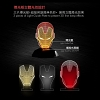 infoThink Iron Man 3D Line Lamp