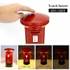 USB Postbox Money Bank Lamp