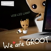 infoThink Guardian of the Galaxy Vol. 2 - Groot USB LED Lamp