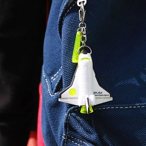 Mr.Yupychil Space Rocket Key Light