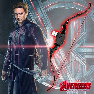 infoThink The Avengers 2 USB Flash Drive - Hawkeye