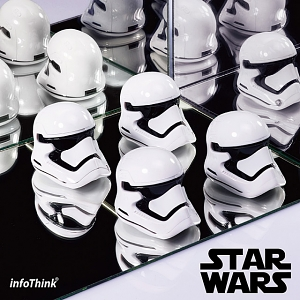 infoThink Star Wars - Stormtrooper USB Flash Drive