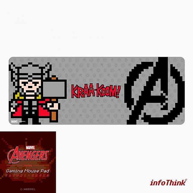 infoThink iMouse Pad - Thor