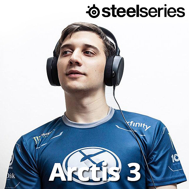 SteelSeries Arctis 3 Gaming Headset