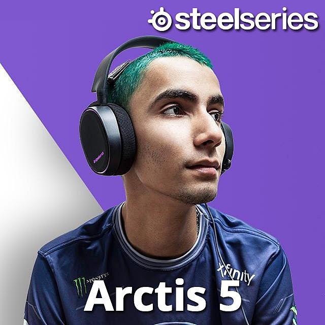 steelseries arctis 5 gaming headset. Black Bedroom Furniture Sets. Home Design Ideas