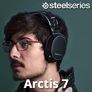 SteelSeries Arctis 7 DTS Wireless Headset