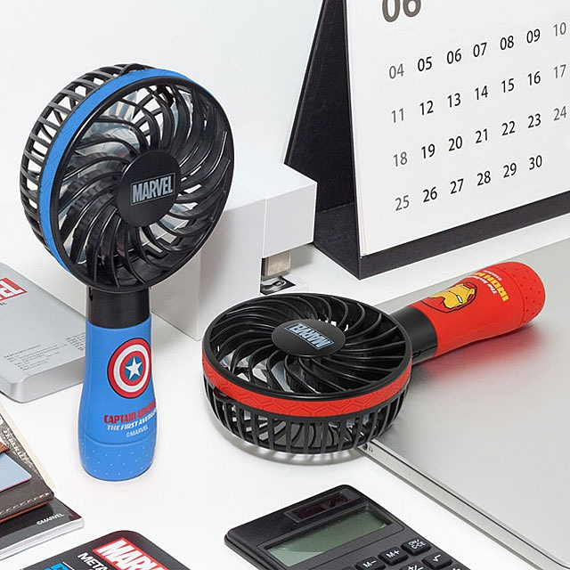 Marvel Series Portable USB Fan