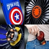 Marvel Series Mini USB Fan