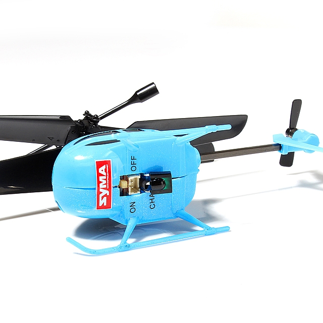 Syma S6 3 Channel IR Mini Helicopter