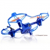HuaxiangToys 8953 2.4GHz 6-Axis GYRO Mini Quadcopter Flying UFO Saucer with Camera