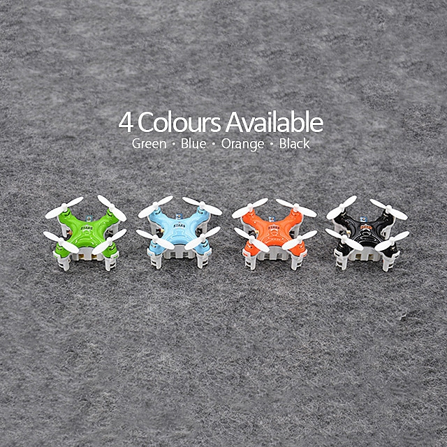 Cheerson CX-STARS 2.4GHz Mini Quadcopter Flying UFO Saucer