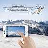 UDI i350HW Wi-Fi 2.4GHz 4CH 6Axis Gyro RC Quadcopter with Camera