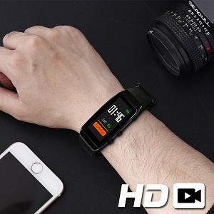 HD Spy Sport Wrist Watch Camera